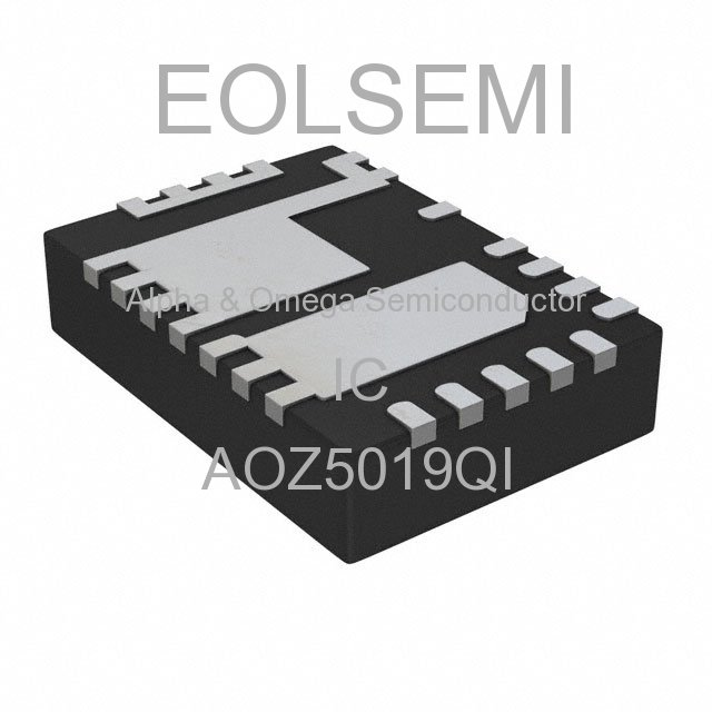 AOZ5019QI - Alpha & Omega Semiconductor - IC