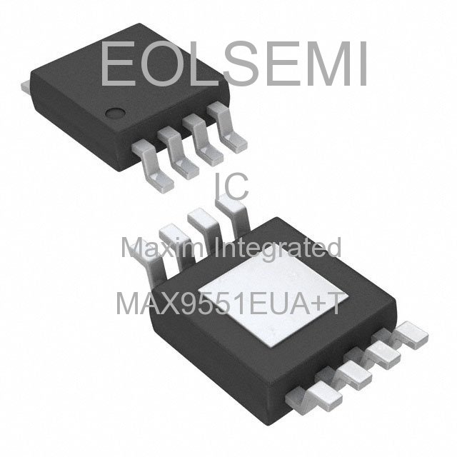MAX9551EUA+T - Maxim Integrated