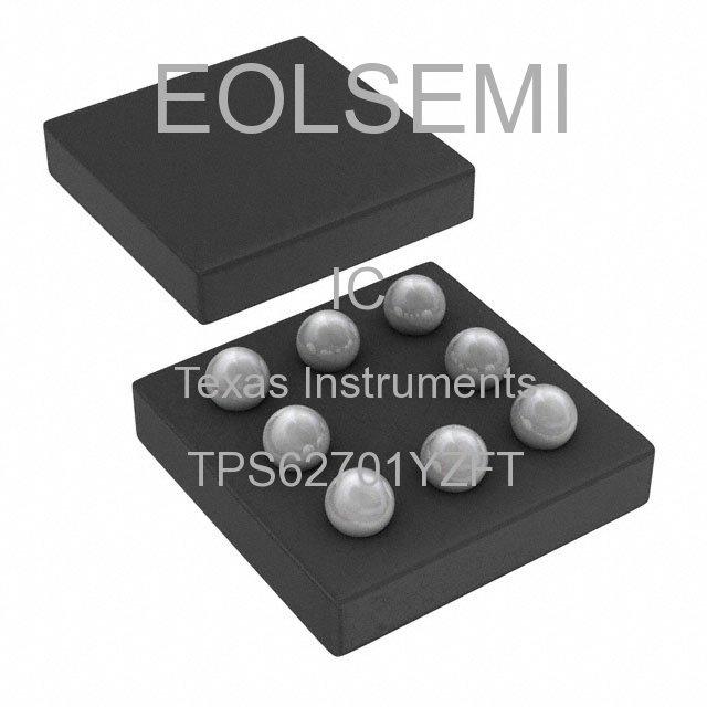 TPS62701YZFT - Texas Instruments