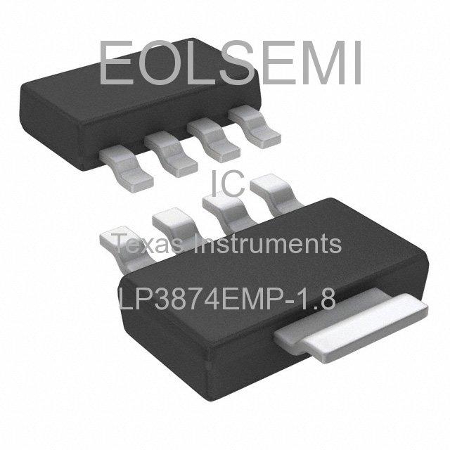 LP3874EMP-1.8 - Texas Instruments