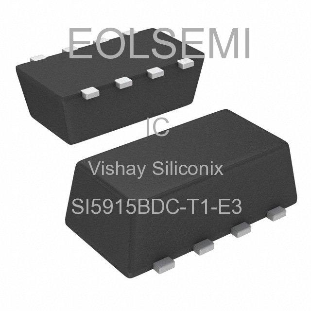 SI5915BDC-T1-E3 - Vishay Siliconix