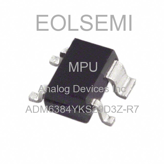 ADM6384YKS29D3Z-R7 - Analog Devices Inc