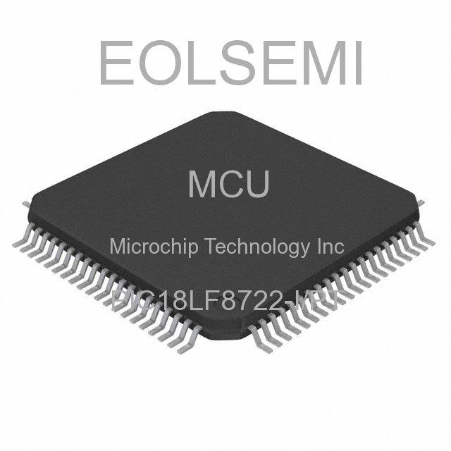 PIC18LF8722-I/PT - Microchip Technology Inc