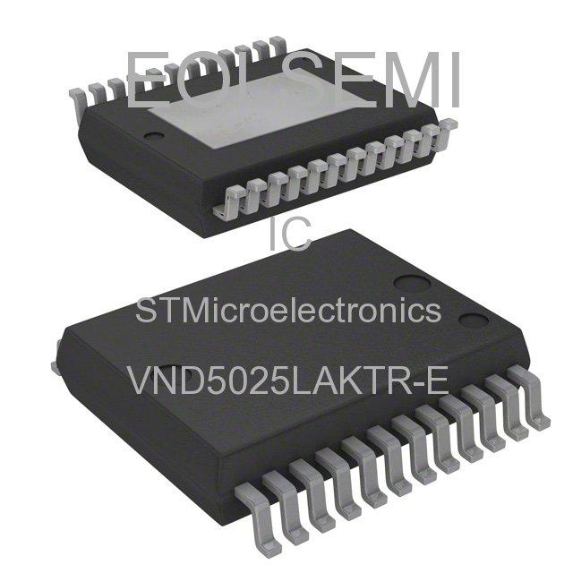 VND5025LAKTR-E - STMicroelectronics