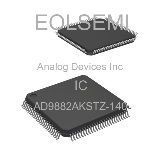 AD9882AKSTZ-140 - Analog Devices Inc - IC