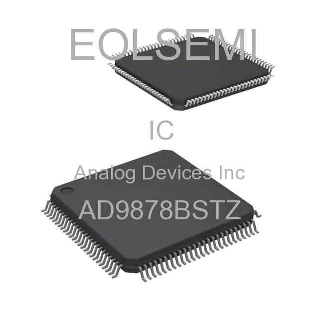 AD9878BSTZ - Analog Devices Inc