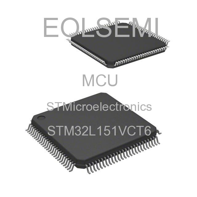 STM32L151VCT6 - STMicroelectronics
