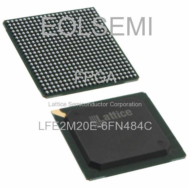 LFE2M20E-6FN484C - Lattice Semiconductor Corporation