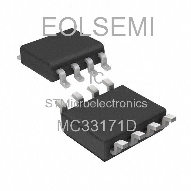 MC33171D - STMicroelectronics