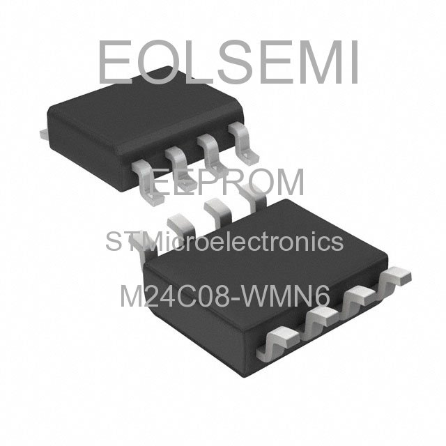M24C08-WMN6 - STMicroelectronics
