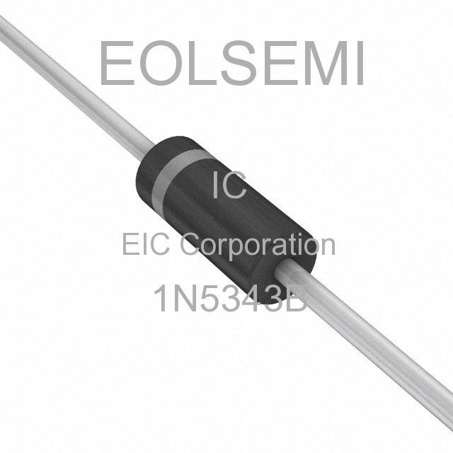 1N5343B - EIC Corporation -