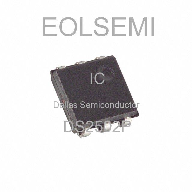 DS2502P - Dallas Semiconductor