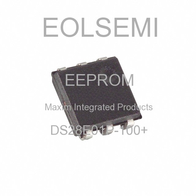 DS28E01P-100+ - Maxim Integrated Products