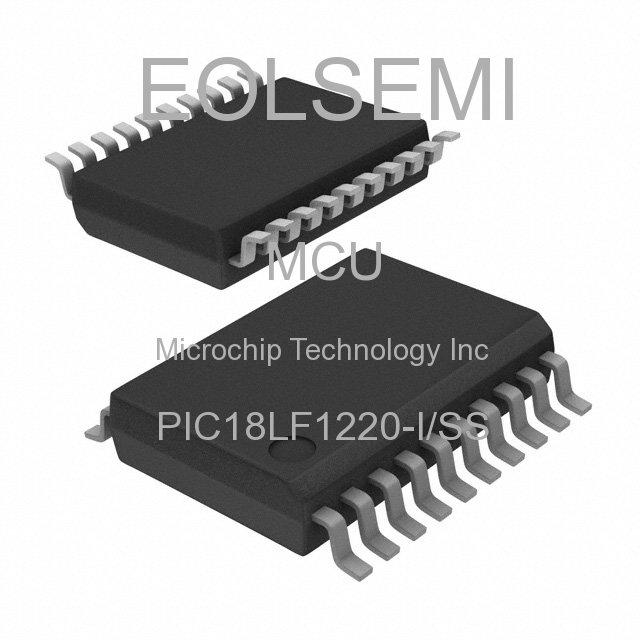 PIC18LF1220-I/SS - Microchip Technology Inc
