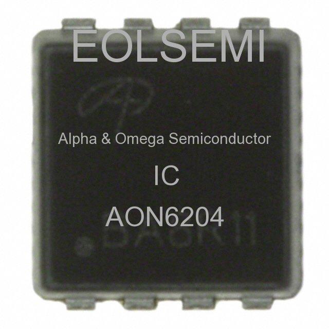 AON6204 - Alpha & Omega Semiconductor - IC
