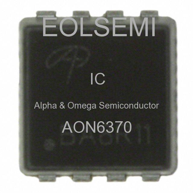 AON6370 - Alpha & Omega Semiconductor - IC