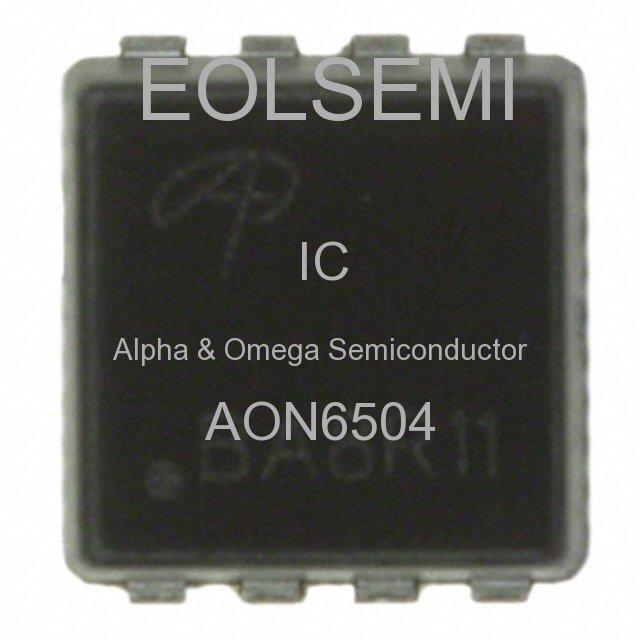 AON6504 - Alpha & Omega Semiconductor - IC