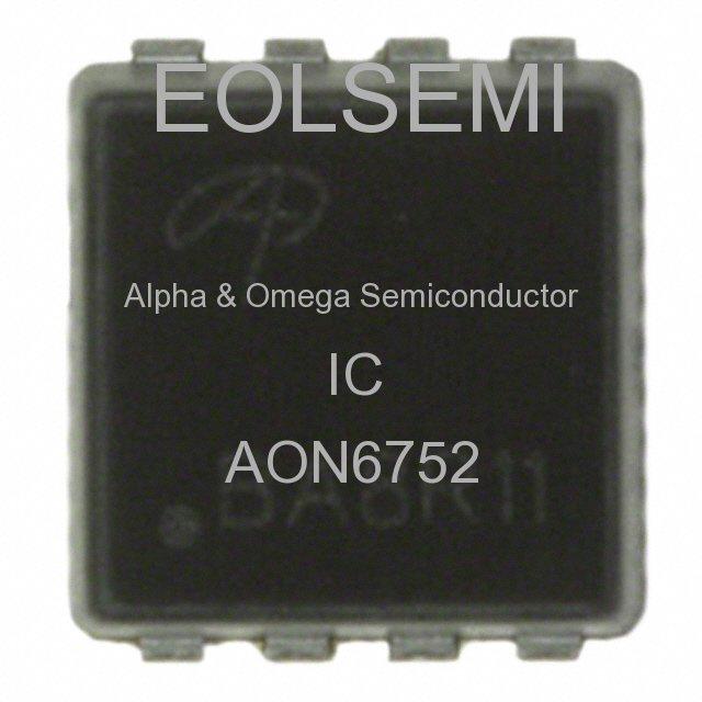 AON6752 - Alpha & Omega Semiconductor - IC
