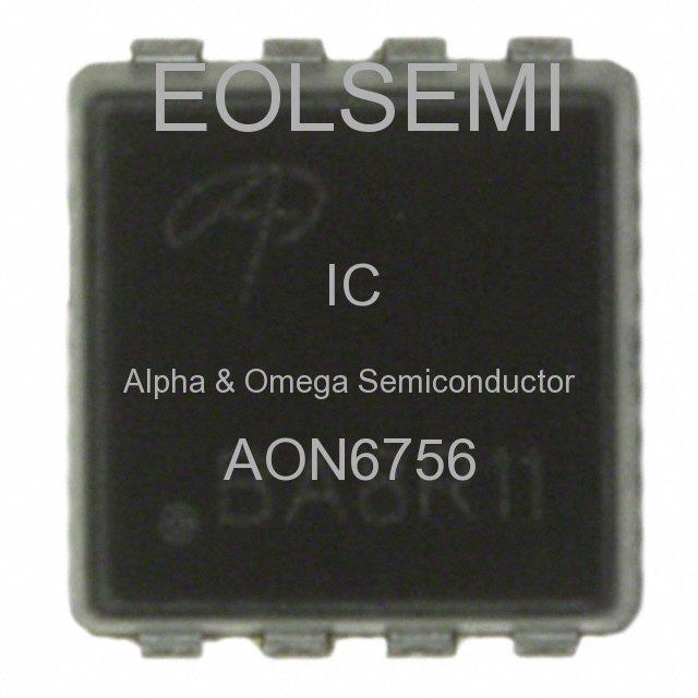 AON6756 - Alpha & Omega Semiconductor - IC