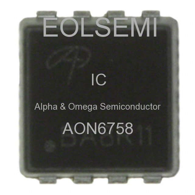 AON6758 - Alpha & Omega Semiconductor - IC