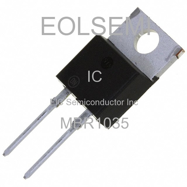 MBR1035 - EIC Semiconductor Inc