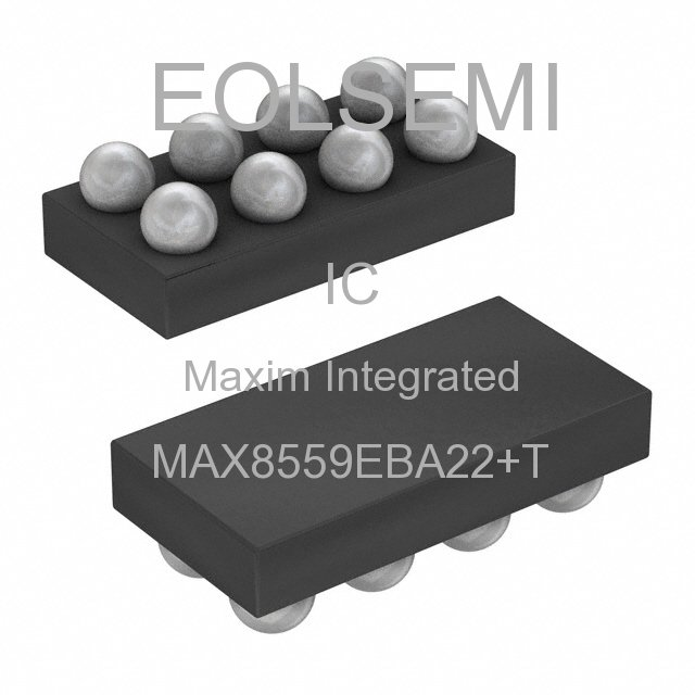 MAX8559EBA22+T - Maxim Integrated