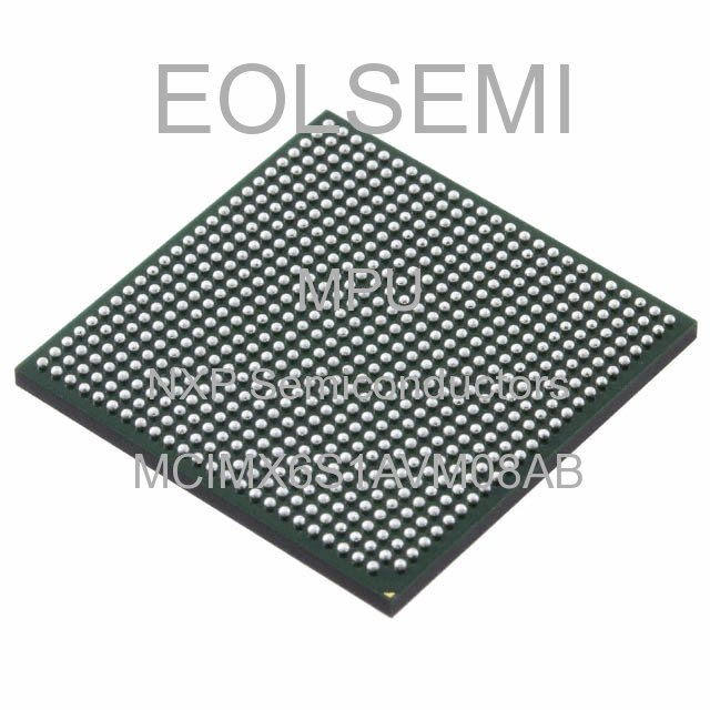 MCIMX6S1AVM08AB - NXP Semiconductors