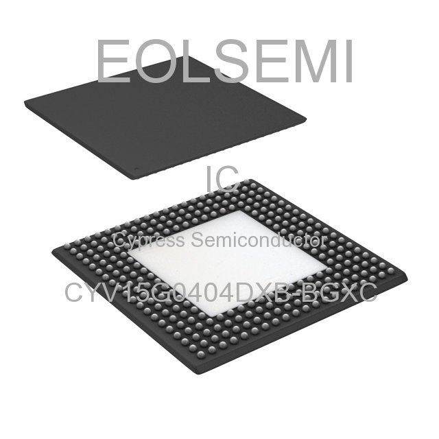 CYV15G0404DXB-BGXC - Cypress Semiconductor