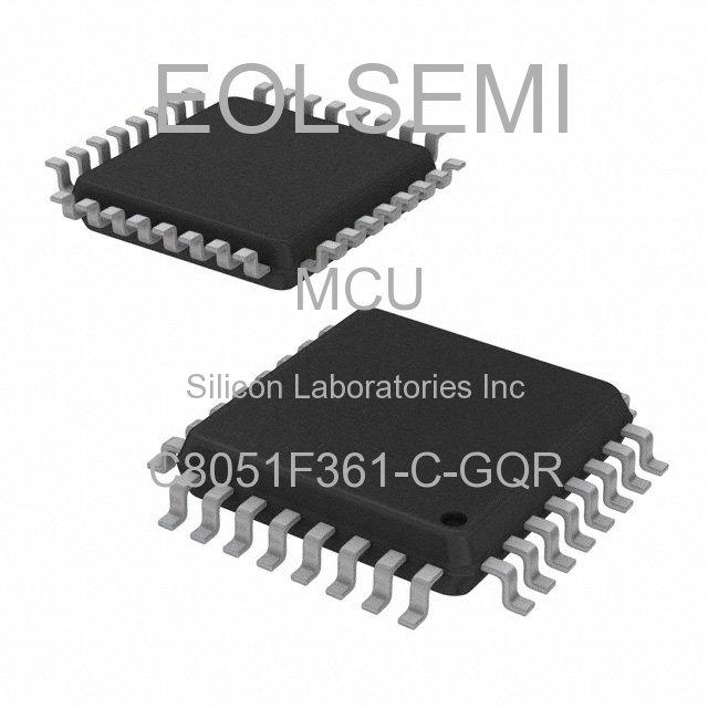 C8051F361-C-GQR - Silicon Laboratories Inc
