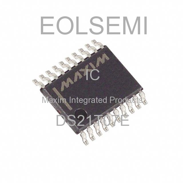 DS21T07E - Maxim Integrated Products