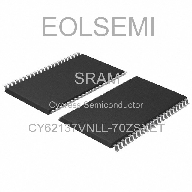CY62137VNLL-70ZSXET - Cypress Semiconductor