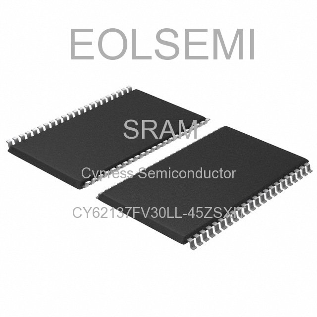 CY62137FV30LL-45ZSXIT - Cypress Semiconductor