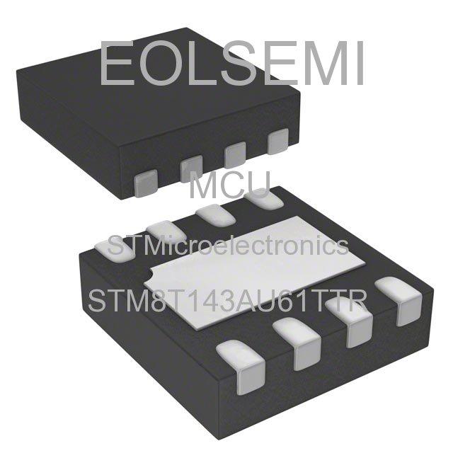STM8T143AU61TTR - STMicroelectronics