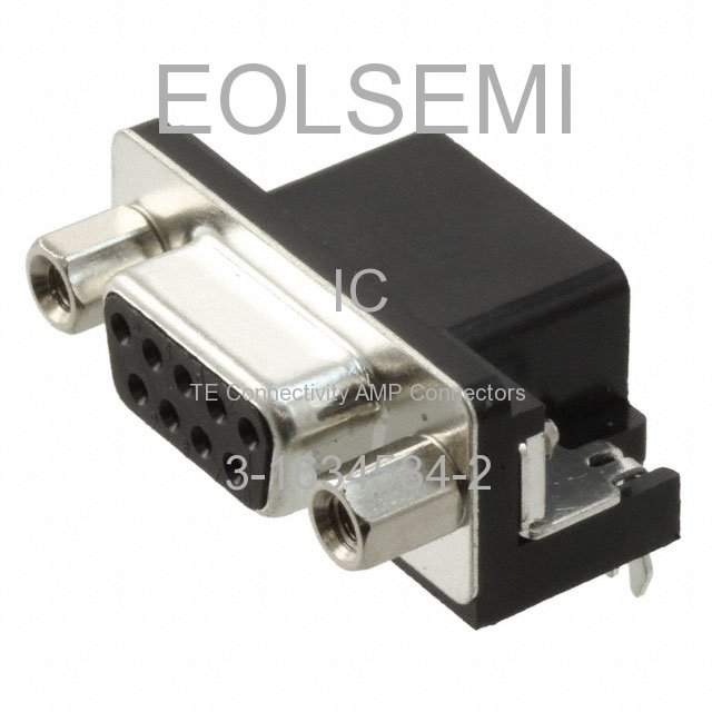 3-1634584-2 - TE Connectivity AMP Connectors - IC