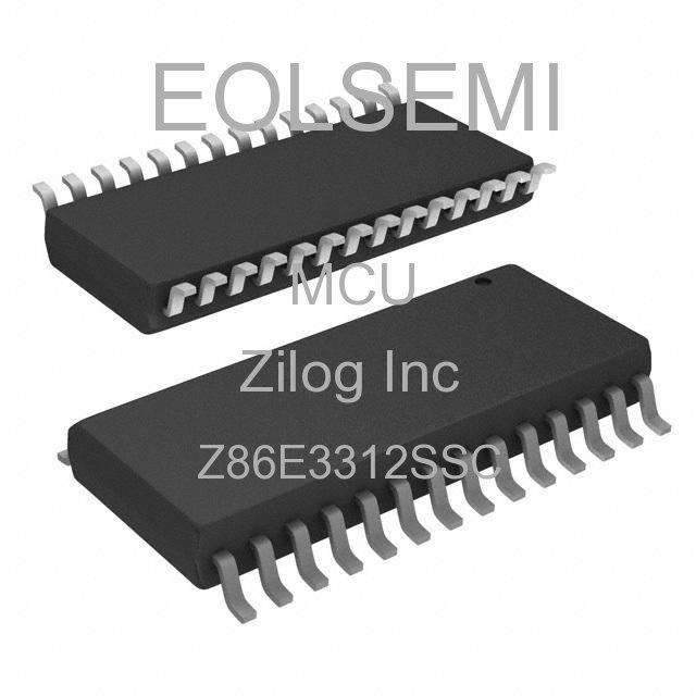 Z86E3312SSC - Zilog Inc