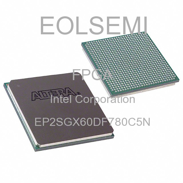 EP2SGX60DF780C5N - Intel Corporation