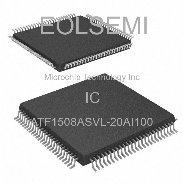 ATF1508ASVL-20AI100 - Microchip Technology Inc - IC