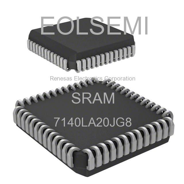 7140LA20JG8 - Renesas Electronics Corporation - SRAM