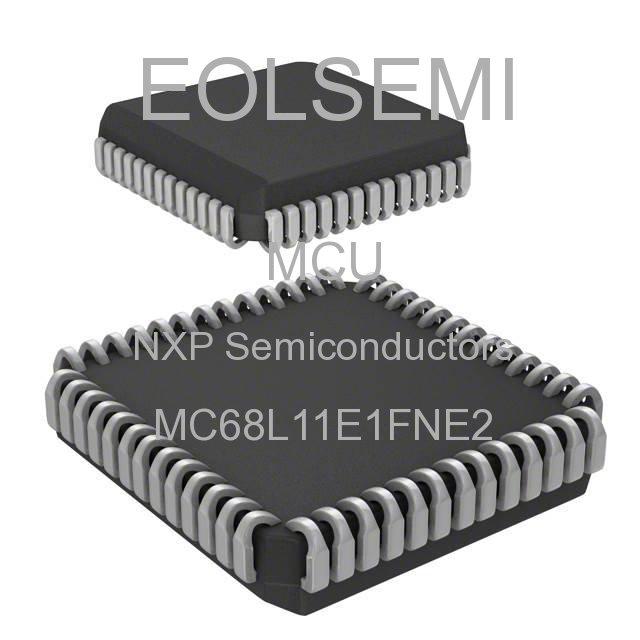 MC68L11E1FNE2 - NXP Semiconductors