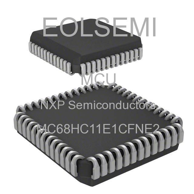 MC68HC11E1CFNE2 - NXP Semiconductors