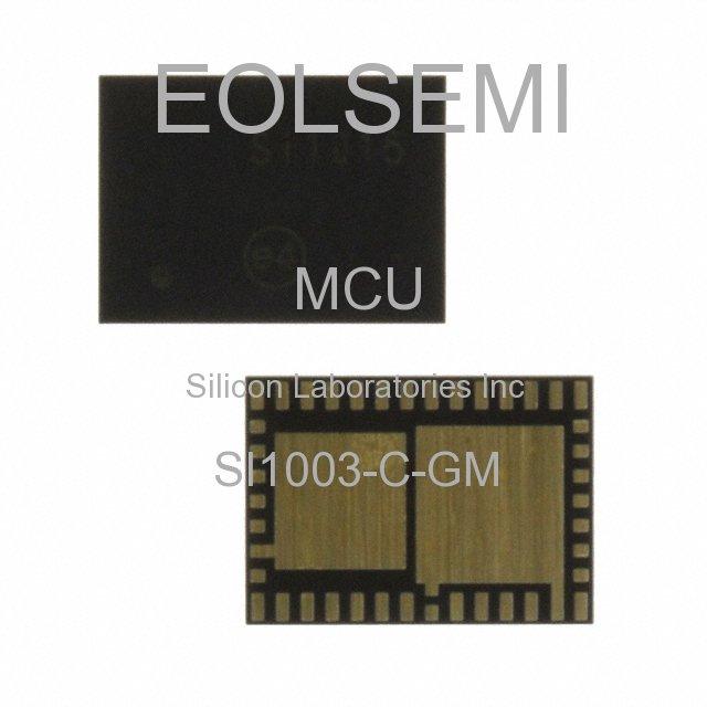 SI1003-C-GM - Silicon Laboratories Inc
