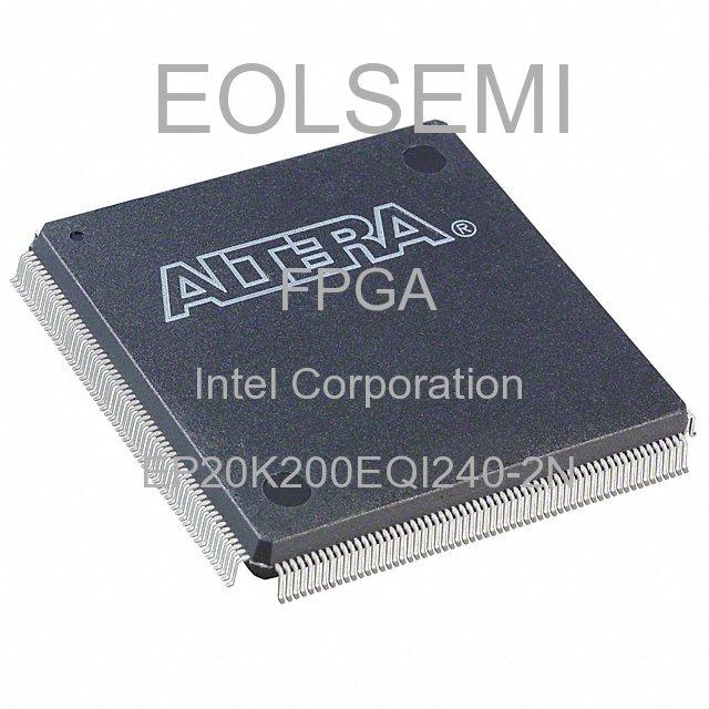 EP20K200EQI240-2N - Intel Corporation
