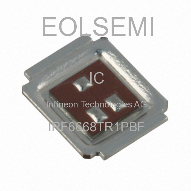 IRF6668TR1PBF - Infineon Technologies AG