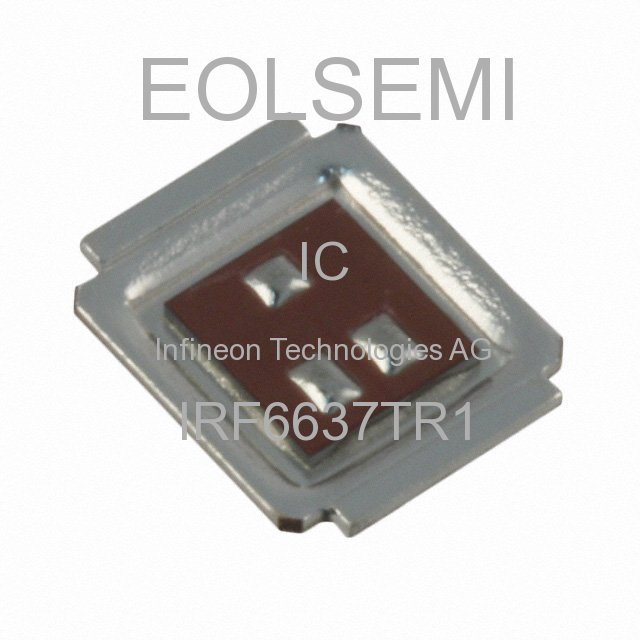 IRF6637TR1 - Infineon Technologies AG