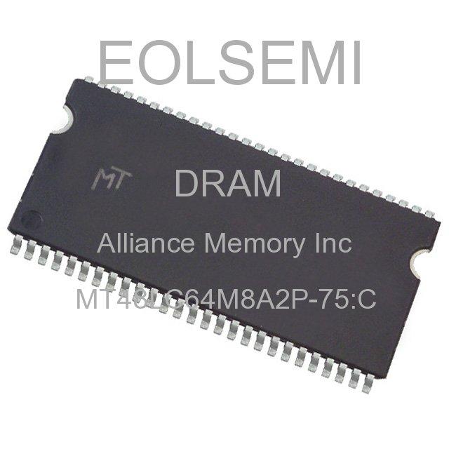 MT48LC64M8A2P-75:C - Alliance Memory Inc