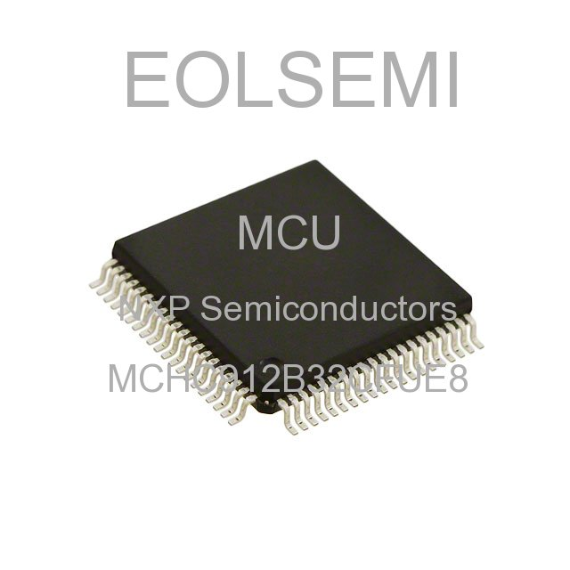 MCHC912B32CFUE8 - NXP Semiconductors
