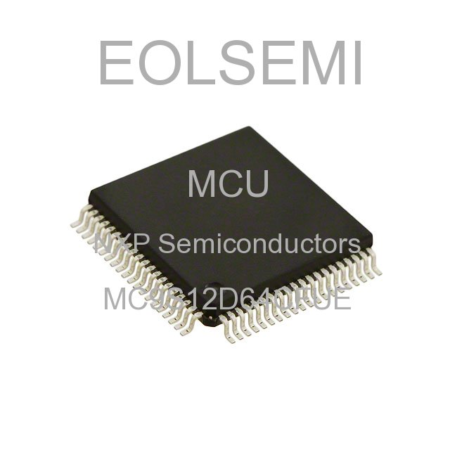 MC9S12D64CFUE - NXP Semiconductors