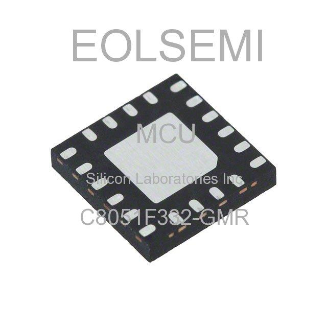 C8051F332-GMR - Silicon Laboratories Inc