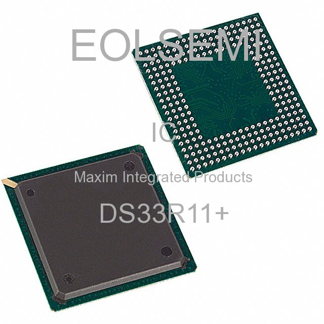 DS33R11+ - Maxim Integrated Products