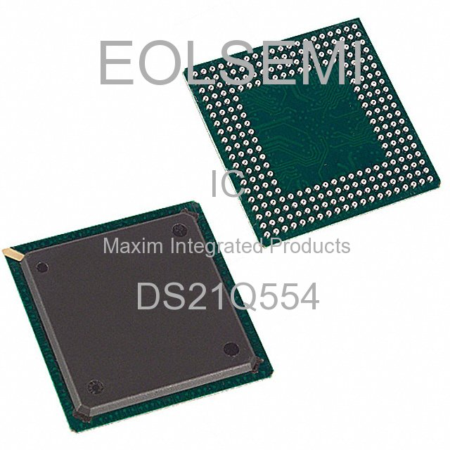DS21Q554 - Maxim Integrated Products